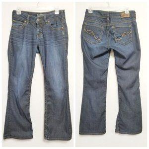New Silver Womens Jeans Suki Surplus 27x30 29x30